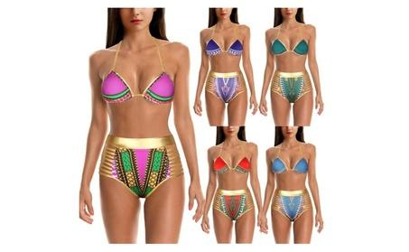 Newest Women Push Up Padded Bra Bandage Bikini Set Swimsuit 83f4028c-aad8-4226-b63a-5342eb79724a