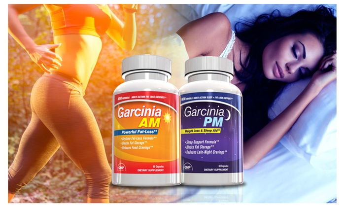 Buy It Now : Fat Burner Kit-Garcina A.M. and P.M. Weight Loss and Sleep Aid Kit