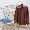 Everyday Home Durable Stainless Steel Laundry Drying Rack