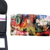 Kenneth Cole Reaction - Pleated Clutch Blurred Floral Wallet