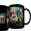 Suicide Squad™ (Worst Heroes Ever) Morphing Mugs™ Heat-Sensitive Mug