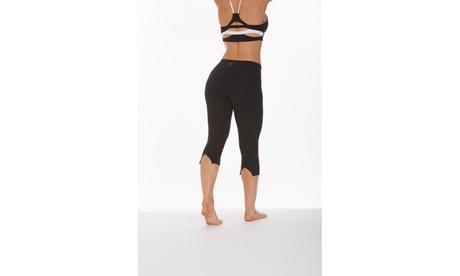 Marika Women's Slimming Curve Seam Performance Leggings ad44b181-eb7c-4a25-933b-a1fe443b0f71