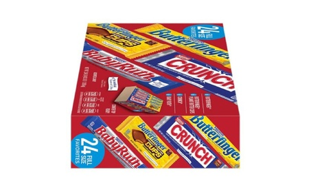 Nestle Chocolate Candy Bar Variety Pack 7fedbce8-c2e1-457c-ab76-338e1ee99452