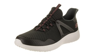 Skechers Men's Burst - Shinz Casual Shoe - Black/Navy