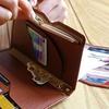 Women's Travel Organizer Card Wallet