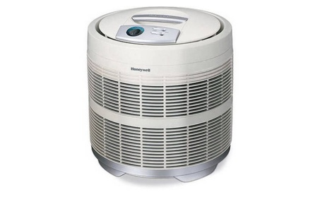 True HEPA Air Purifier, White 86151ff3-27c1-4c3a-8bb9-ef72b0d6db17