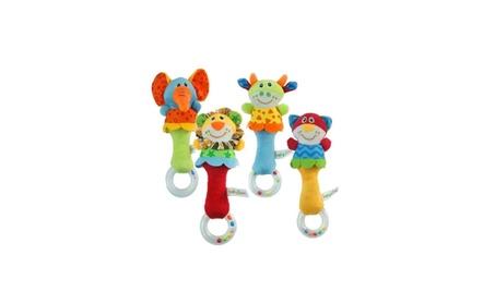 New Animal Handbells Developmental Toy Bed Bells 0aa9e384-66fb-49da-bb81-1421e728ba10