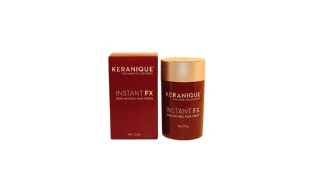 Keranique Instant FX Natural Hair Fibers - Dark Brown bcfae27f-bb9c-4afb-aab1-f51be98a86b9