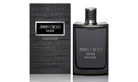 Jimmy Choo Man Intense Eau de Toilette 3.3 oz 100 ml Spray