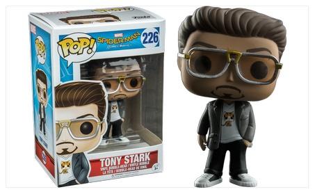 Funko Pop! Marvel Spider-Man Homecoming - Tony Stark 3b23a2d7-b28c-4c9a-8aa4-81635e1e1e12
