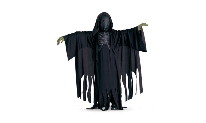 rubies costume co 17782 harry potter dementor child costume size large