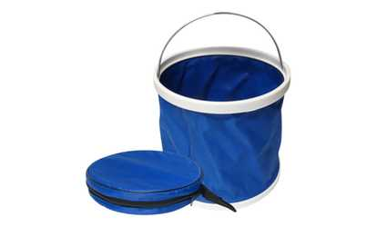 Image Placeholder Image For Evelots Collapsible Bucket Water Carrier  Container Bag For Camping