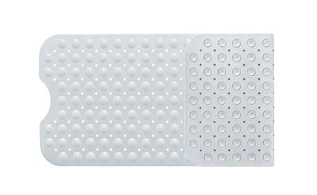 Bathroom Bath Shower Mat Vinyl Material Extra Long 39 x 15.5 Inches 42602e05-862f-492c-b415-a40fa06044f9