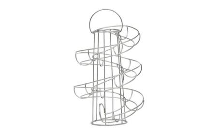 Kitchen Metal Rack Egg Spiral Holder Swirl Storage d1639b06-bbcc-4427-9449-72e8a2916ed5