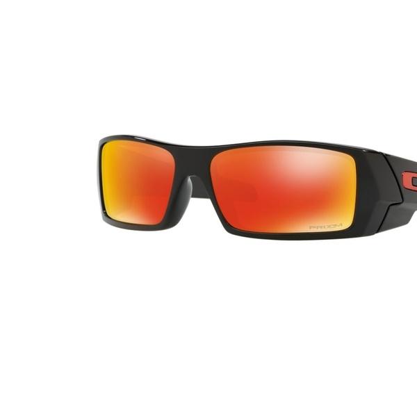 25b0cd2b66 Oakley Gascan OO9014-44 Polished Black Frame   Prizm Ruby Lenses ...
