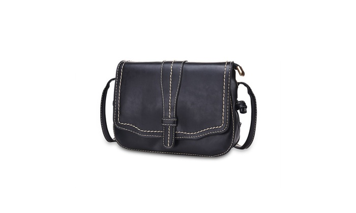 Faux Leather Australian Inspired Clutch