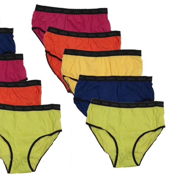 a54ebad98a46 Isadora 100% Cotton Panties (10-Pack) | Groupon