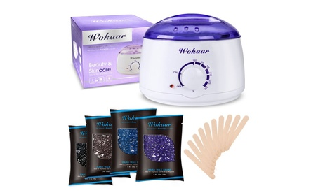 Rapid Melt Hair Removal Waxing Kit Electric Hot Wax Warmer be5e9996-ce73-422a-b754-5ccd446afd8e