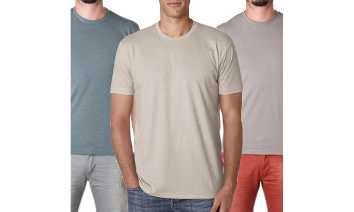 NLA Premium Crew Shirt 3 Pack, 62103PK-ISS