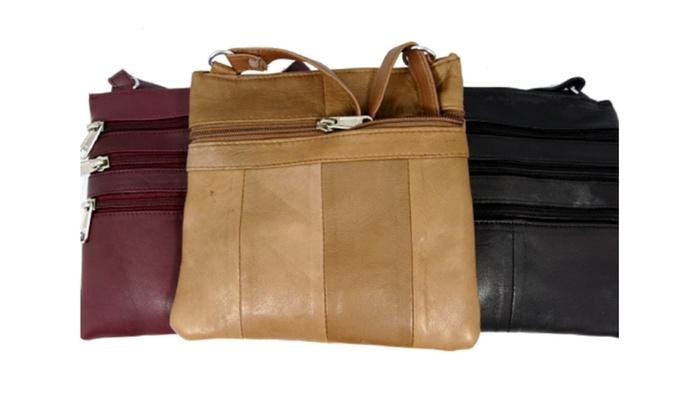 Sanmarc 100% Genuine Leather Hand Bag