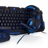 SportsBot Gaming Keyboard, Headphone, and Mouse Bundles
