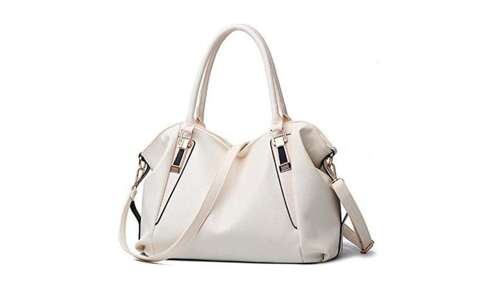 Women PU Leather Handbags Crossbody Purse Shoulder handbags