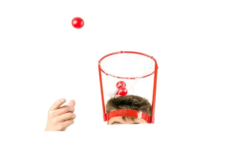 Headband Hoop Game and 12+White and Red Ping Pong Balls 0a7e308d-be36-4ece-9d9a-4f4d00b3b626