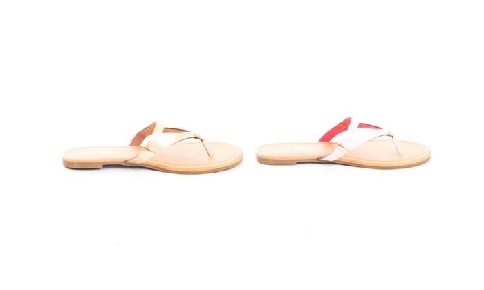 Women's PU Flip Flop Sandal