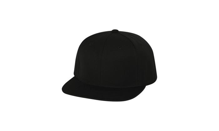 Yupoong Snapback Pro-Style Wool Cap 6089M-1