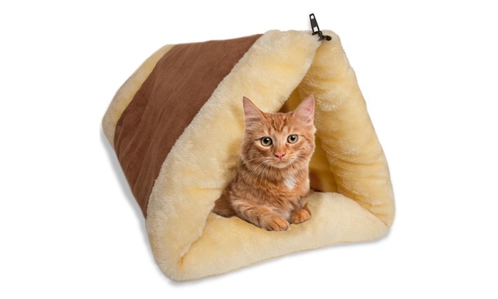 Up To 78 Off On Tunnel And Bed For Cats And Dogs