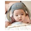 SHINA Baby Rabbit Ear Winter Crochet Earmuff Earcap Knit Hat 0-2 Years