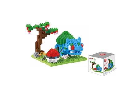 BOB Mini Blocks Set Pokemon Venusaur Go Mini Figure Building Blocks e08a0d24-47e3-46eb-bfb5-2285a550d393