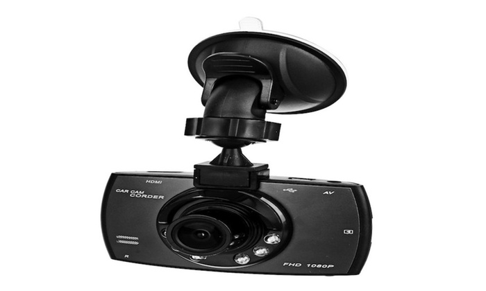 HD 2.4/'/' 1080P Car DVR Video Recorder Camera Dash Cam Night Vision G Sensor Lot