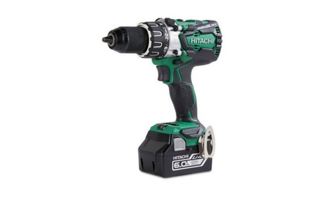 Cordless Lithium-Ion 1/2 in. Hammer Drill Kit w/ (2) 6.0 Ah Batteries 7b6dec30-f8bf-4924-8a58-b15a8cd3ee97