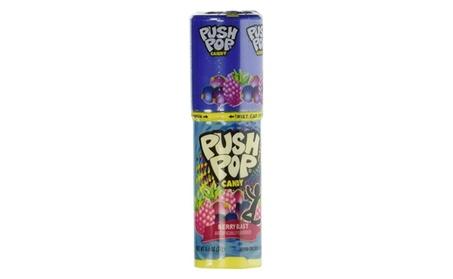 Push Pops Assorted - 24 pcs c80fc7dc-6865-42a5-9f77-7bfac50d2219