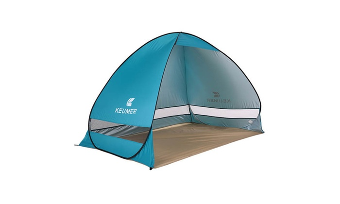 Outdoor Portable Beach Tent UV Shelter Camping 200*120*130cm