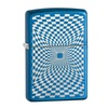 Zippo Minimalism Design Pocket Lighter, Cerulean 29427