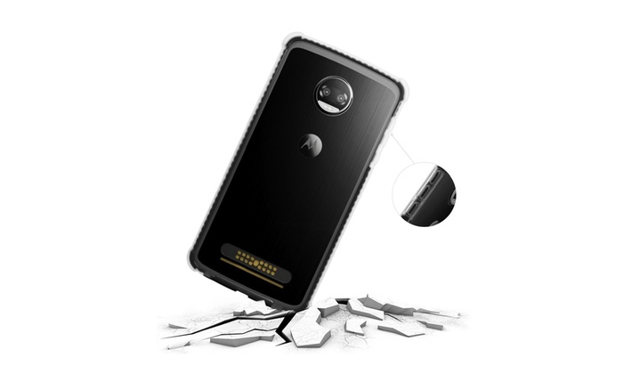 online store 51e8e ac4e1 Up To 15% Off on Motorola Moto Z2 Force Protec... | Groupon Goods