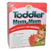 Hot Kid Organic Toddler Mum Mums Strawberry - 2.12 oz (Pack of 6)