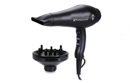 QPower Professional Ionic Ceramic Hair Dryer Reduce Drying Time and Frizz d68efba2-cb1f-4f09-8084-2270ee8eedee