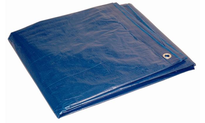 Tarp Blue 20x30'