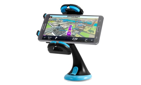 Universal Auto Smartphone Holder with Padded Sides c55c70b0-73cc-4cbd-bfd3-b93515cfbed7