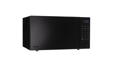 Danby 1.1 cu. ft. 1000 Watt Countertop Microwave Oven in Black photo