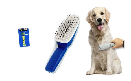 Durable Ionic Brush Comb Deodorizer for Pets 99d57dbe-7296-495e-8384-38e577fe7a7b