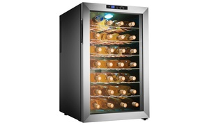 Thermoelectic Wine Cooler Beverage Refrigerators