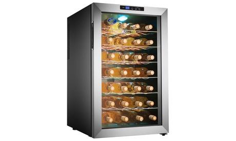 Thermoelectic Wine Cooler Beverage Refrigerators photo