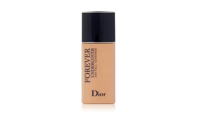 1fad58b640 Dior Diorskin Forever Undercover Wear Full Coverage Fresh Foundation