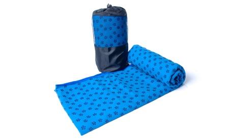 Non Skid Yoga Towel f26db54e-8aa5-4136-a81b-24172e6af63f