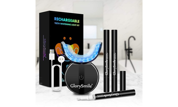 Up To 50 Off On Glorysmile Upgrade Teeth Whit Groupon Goods