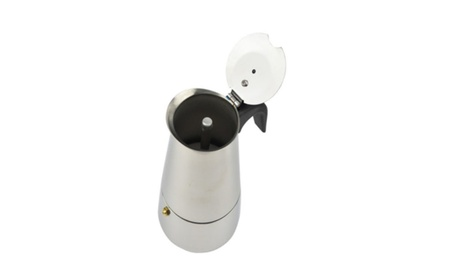 Espresso Coffee Maker 9 Cup Lovely Aroma with Bronze Color Cup d19d477d-4c0d-4fc5-ad7c-4852f9abee32